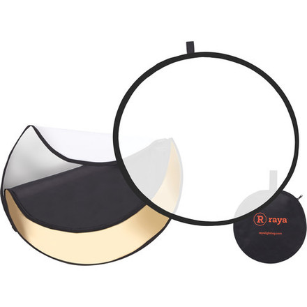 """5-in-1 Collapsible Reflector Disc (42"""")"""