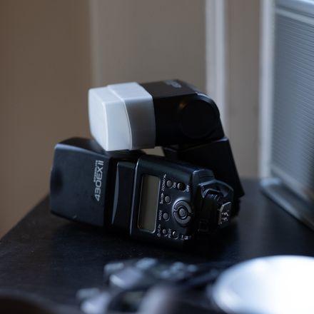 Canon Speedlite 430 EX II (x2)