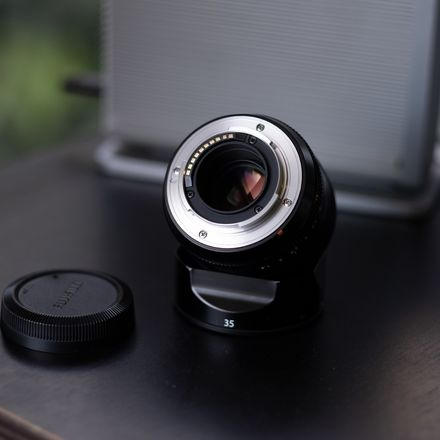 Fuji 35mm F/1.4