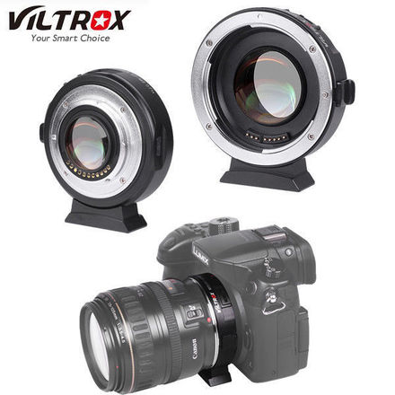 Viltrox EF-M2 Adapter (Canon to Micro Four Thirds)