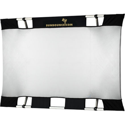 Sunbounce Mini Sun-Bounce Kit - Silver/White Screen - 3'x4'