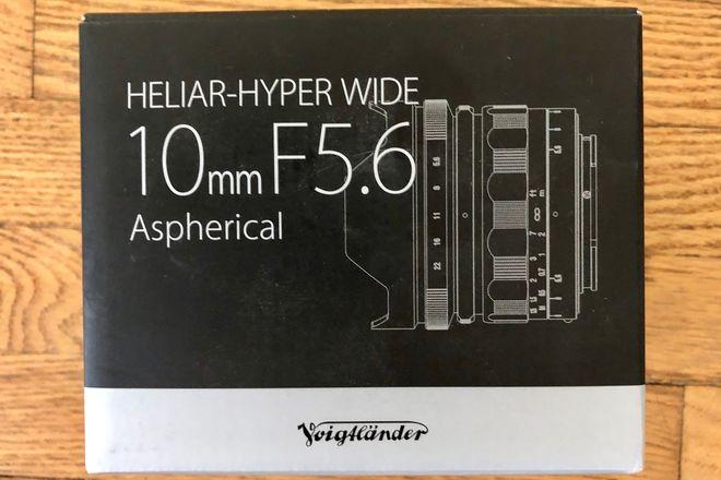 voightlander 10mm aspherical