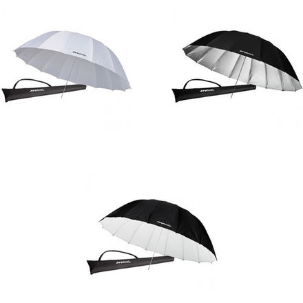 Westcott 7.0' Parabolic Umbrella Kit