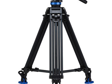 Rent: Benro S8 Dual Stage Video Tripod Kit