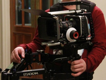 Rent: Blackmagic 2.5K Cinema Camera KIT