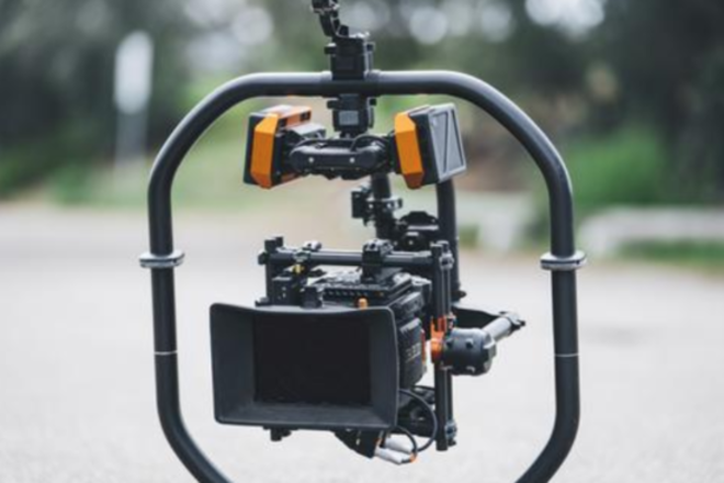 Freefly Movi Pro with Ignite Digi Adapter & TB50 Batteries