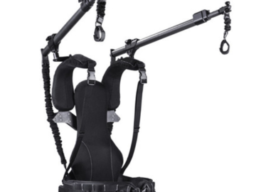 Rent: ReadyRig GS with ProArms & Cinemilled Spindles
