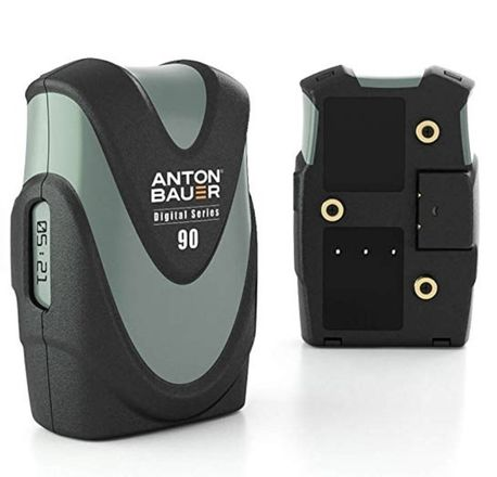 Anton Bauer Digital G90 Gold Mount Battery
