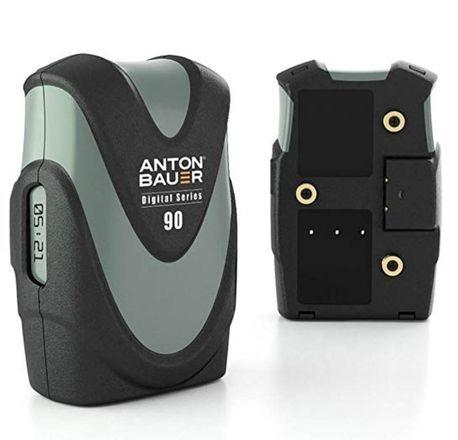 Anton Bauer Digital G90 Gold Mount Battery
