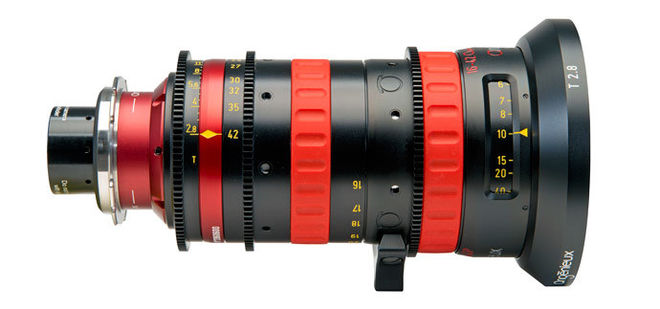 Angenieux Optimo DP Rouge 16-42 T2.8