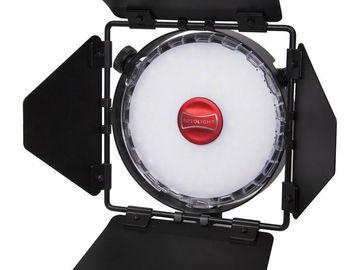 Rotolight Neo LED Light Kit w/ Barndoors and Softbox