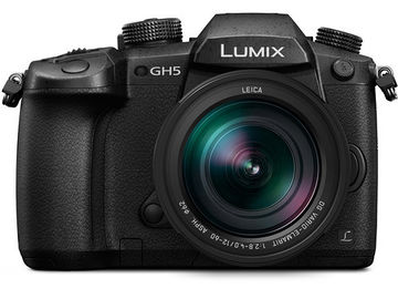 Panasonic Lumix DC-GH5 Mirrorless Micro Four Thirds Digital