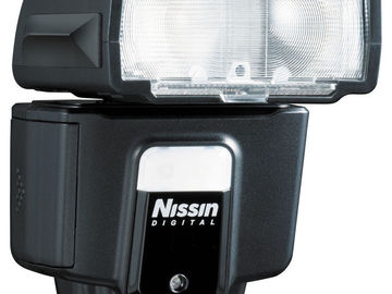 Rent: Nissin i40 Compact Flash for Fujifilm Cameras Unit A