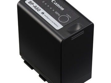 Rent: Canon BPA-60 Battery