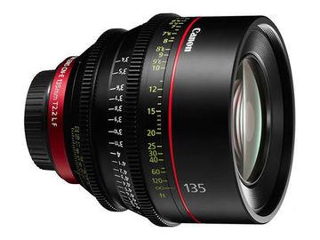 Canon CN-E 135mm T2.2 EF