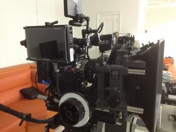 Rent: Red Dragon/Teradek, Monitors, accesories and Camera Cart