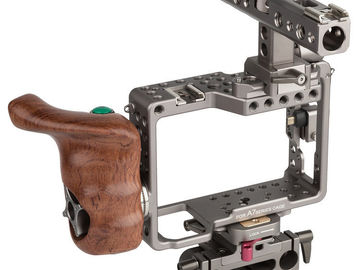 Rent: Tilta ES-T17-A  Cage Rig for Sony a7 Series - a7S, a7S II