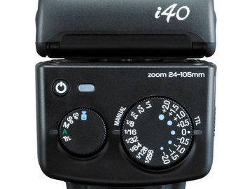 Rent: Nissin i40 Compact Flash for Fujifilm Cameras Unit B