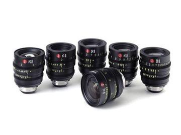 Rent: Leica Summicron-C 6x Lens Set