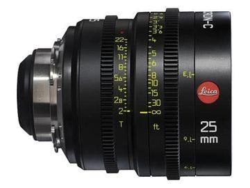 Rent: Leica Summicron-C 25mm T2
