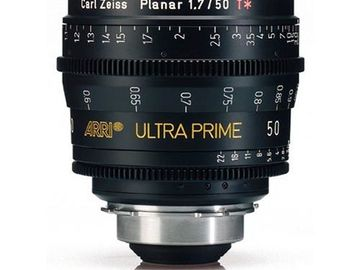 Rent: Arri Ultra Prime 50mm