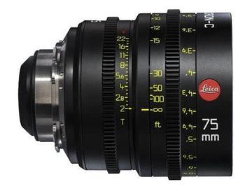 Rent: Leica Summicron-C 75mm T2