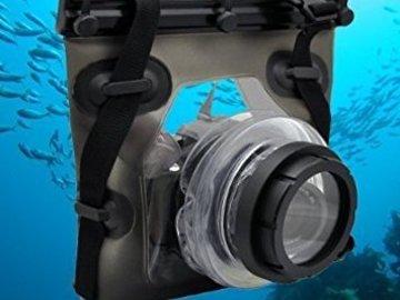 Rent: Underwater housing for DSLR camera