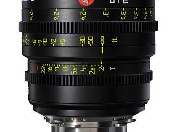 Rent: Leica Summicron-C 50mm T2