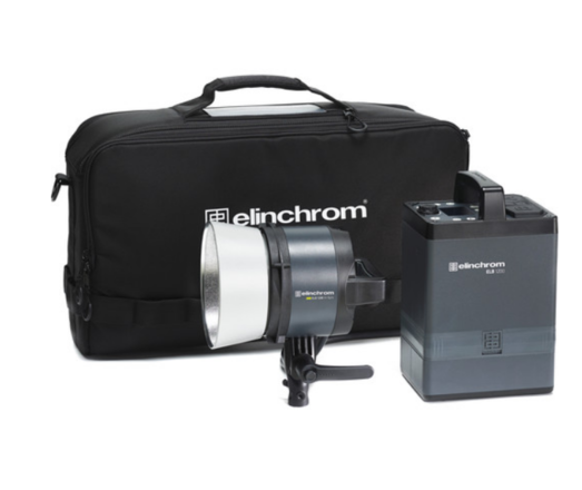 Flash -  High speed sync - ELB 1200 Elinchrom lighting kit