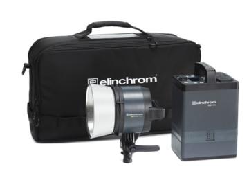 Flash -  High speed sync - ELB 1200 Elinchrom lighting kit