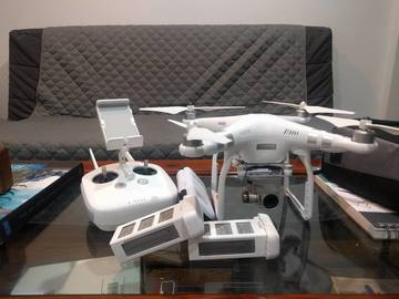 Rent: DJI Phantom 3 Advanced