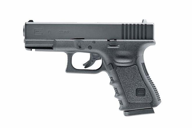 Prop Gun (CO2 Triggered)