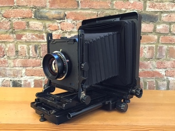 Rent: 8x10 Toyo Metal Field Camera -Fujinon 300mm f/5.6 Lens
