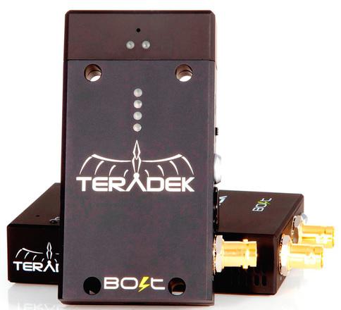 Teradek Bolt HD SDI System