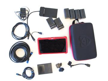 Rent: Atomos Ninja Assassin 4K Recorder 4 Batts and 2 SSDs