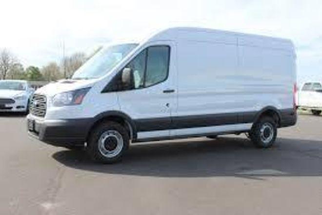 2018 Ford Transit 250 - Cargo Van with custom shelving
