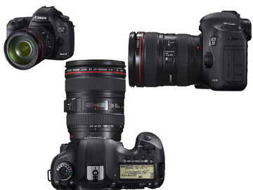 Canon 5D mark 3 package + Operator!