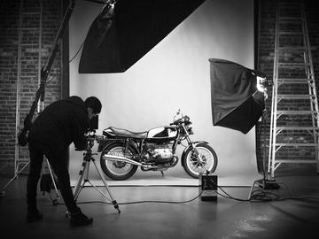 Rent: Photography Lighting Studio