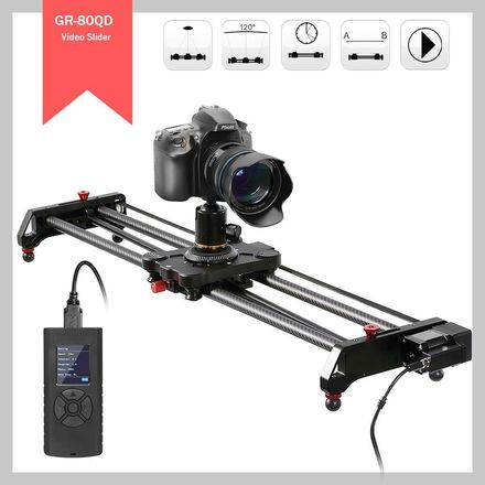 Motorized Video Slider