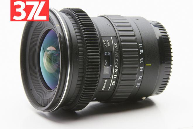 Tokina 11-16mm f/2.8 Canon EF Ultra Wide Angle Lens
