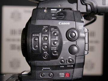 Rent: Canon C300 mI EF Camera Kit