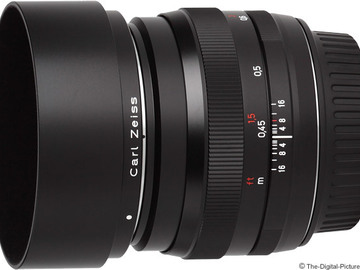 Rent: Zeiss ZE Planar T* 50mm F/1.4 (Canon EF)