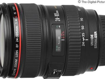 Rent: Canon 24-105mm L Series Lens!