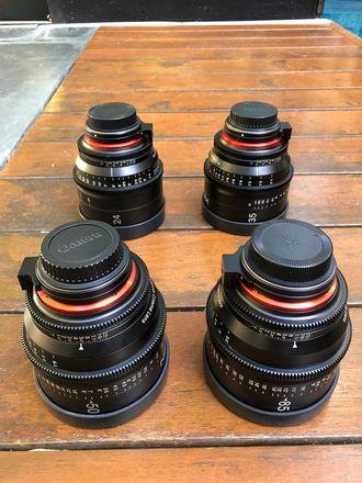 Rokinon XEEN Lens Set EF MOUNT