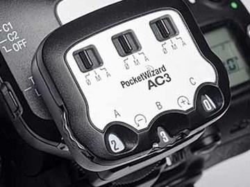 Rent: PocketWizard AC3 ZoneController + miniTT1 for Canon