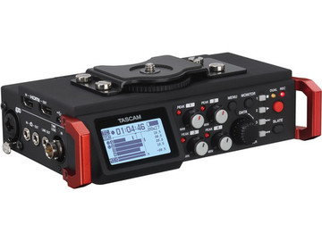 Rent: Tascam 6 Track Field Recorder and Bag Kit