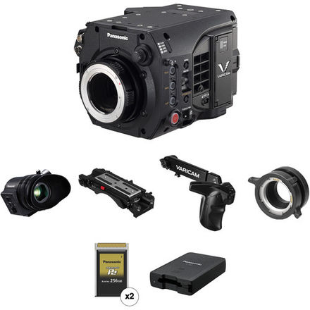 Panasonic Varicam LT Kit (Body / Media / Mounts)