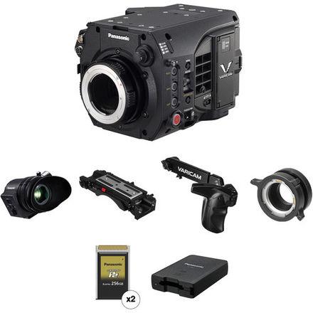 Panasonic Varicam LT Kit (Body / Media / Mounts)