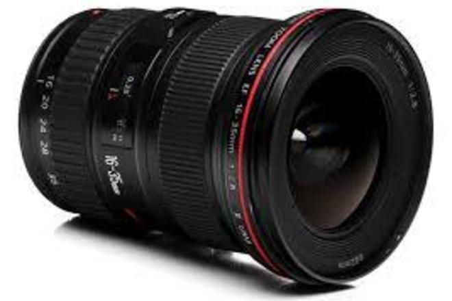 Canon EF 16-35mm f/2.8L ll USM Zoom Lens