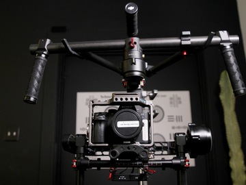 Rent: DJI Ronin 3-Axis Brushless Gimbal Stabilizer Kit